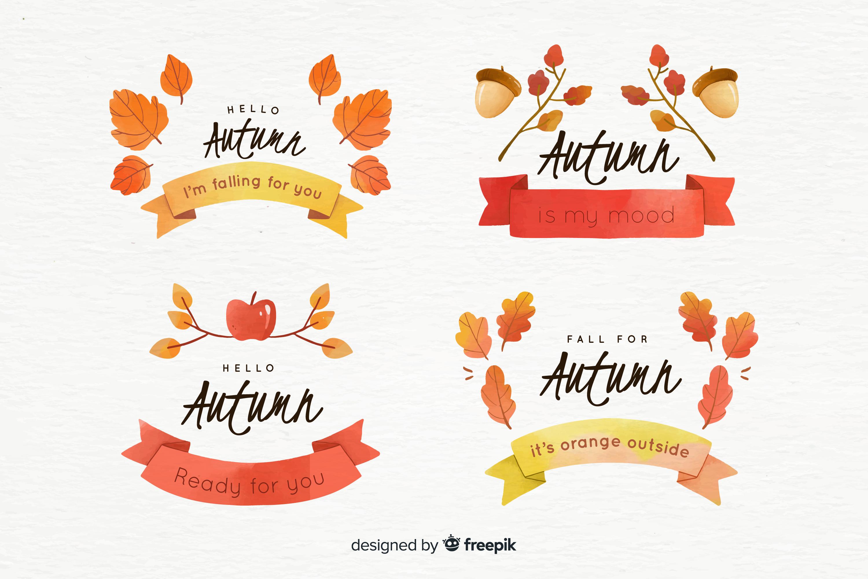 Świętujemy pierwszy dzień jesieni!