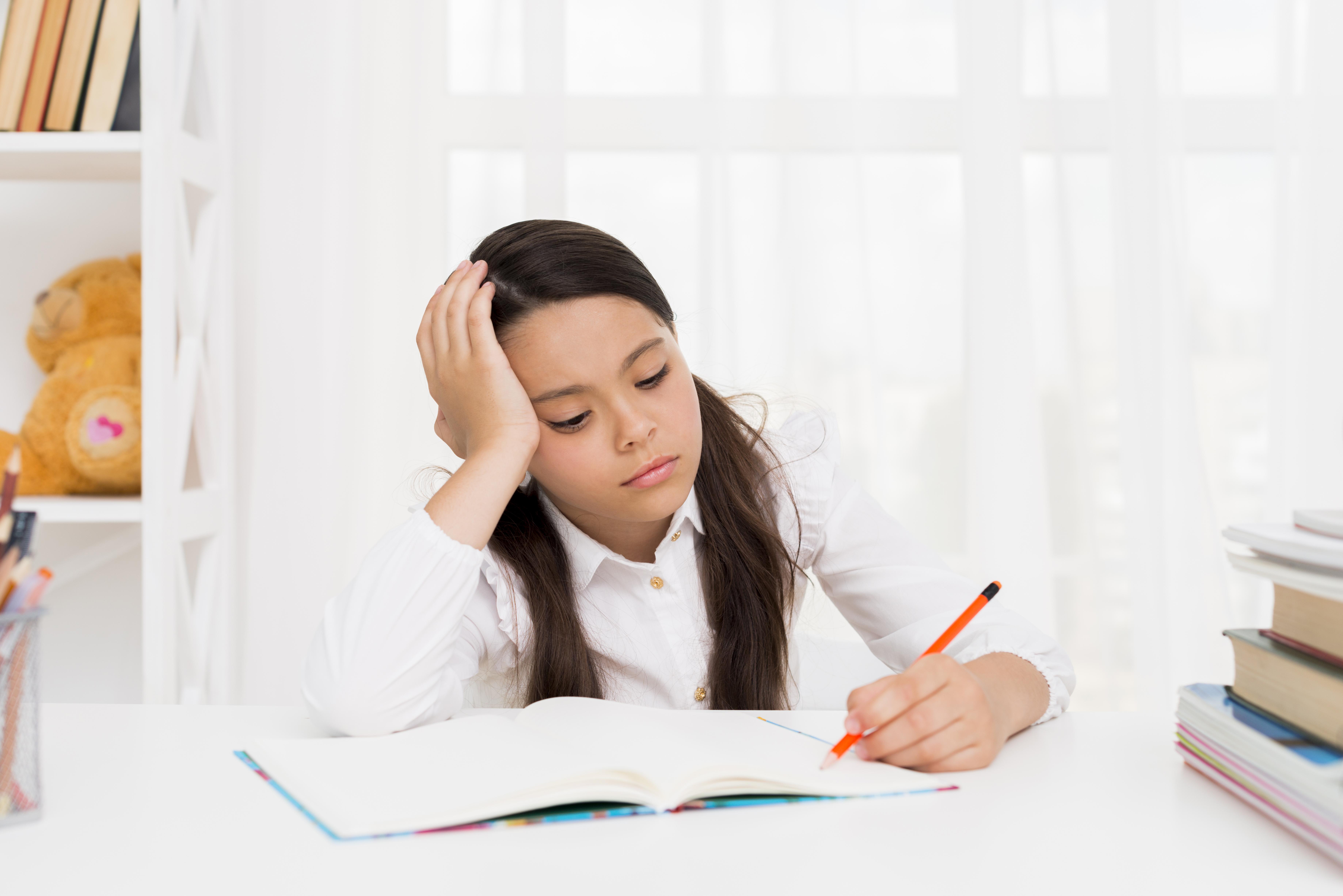 Ratunku! Moje dziecko nie chce się uczyć angielskiego!