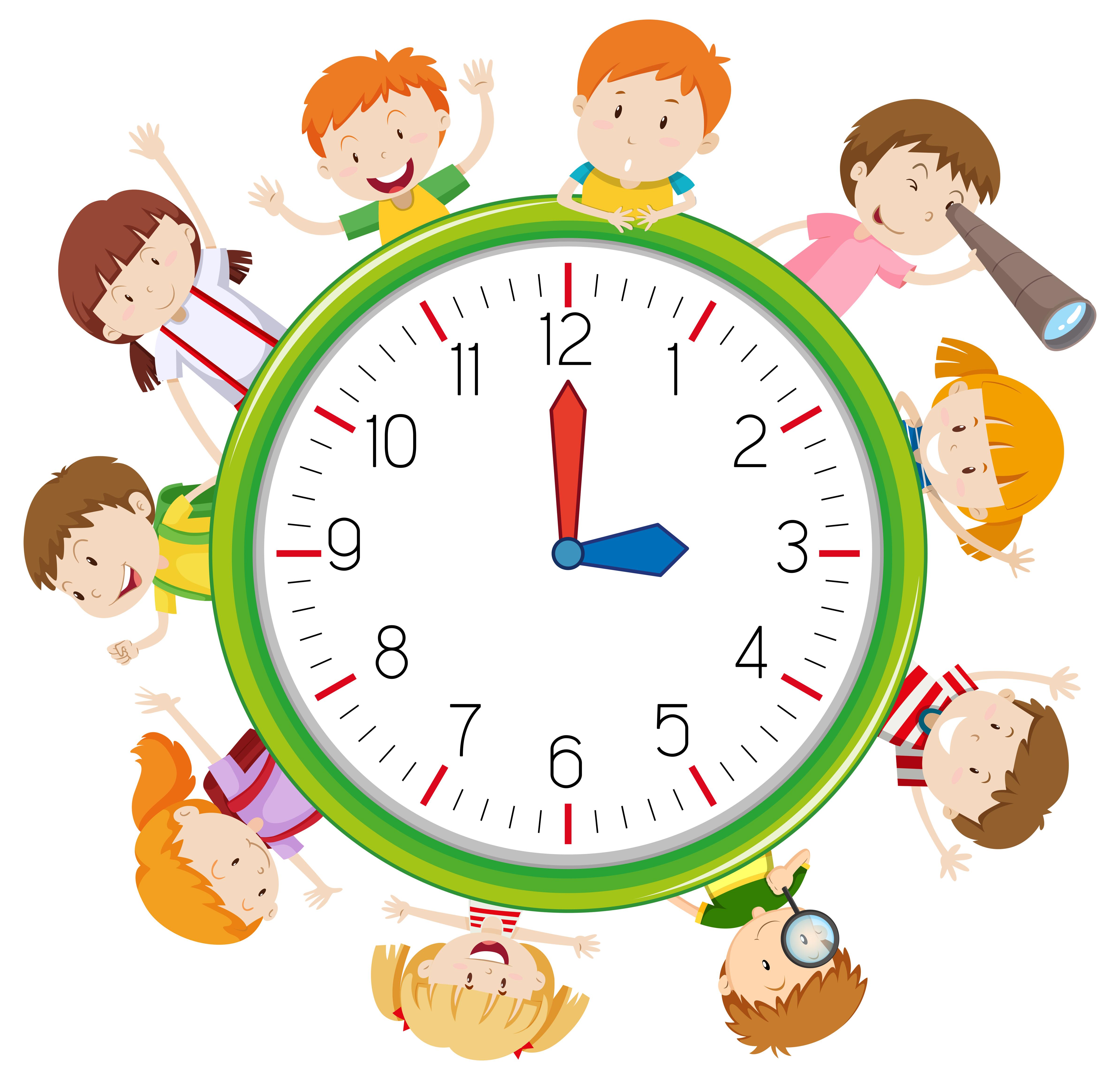 3 zasady, które pomogą Ci nauczyć dziecko poprawnie mówić o czasie