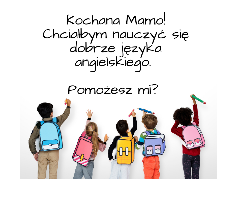Zadbaj o angielski swojego dziecka i pomóż mu osiągnąć SUKCES w przyszłości