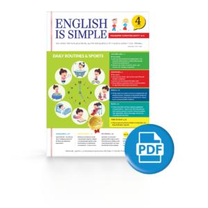 czynności rutynowe po angielsku