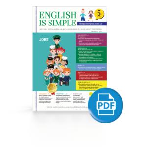 zawody po angielsku dla dzieci PDF