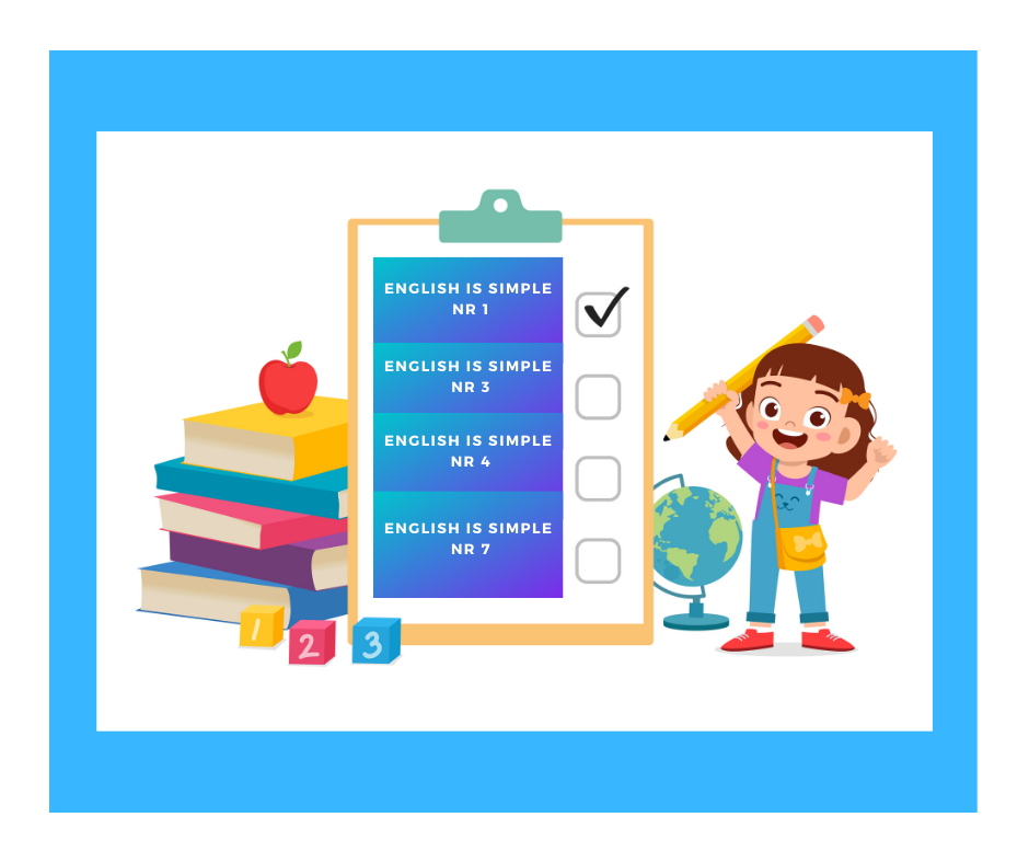 Podstawa programowa – angielski klasa 4