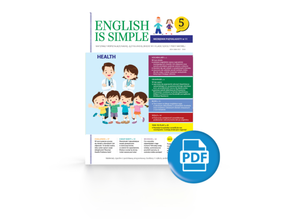 zdrowie zwroty po angielsku PDF