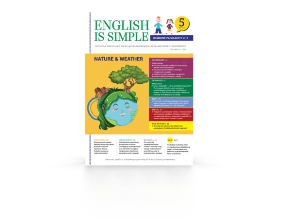 krajobraz po angielsku dla dzieci