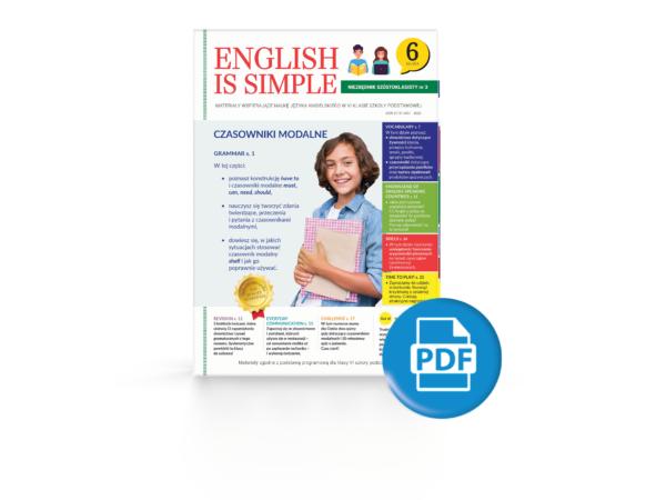 czasowniki modalne ćwiczenia pdf