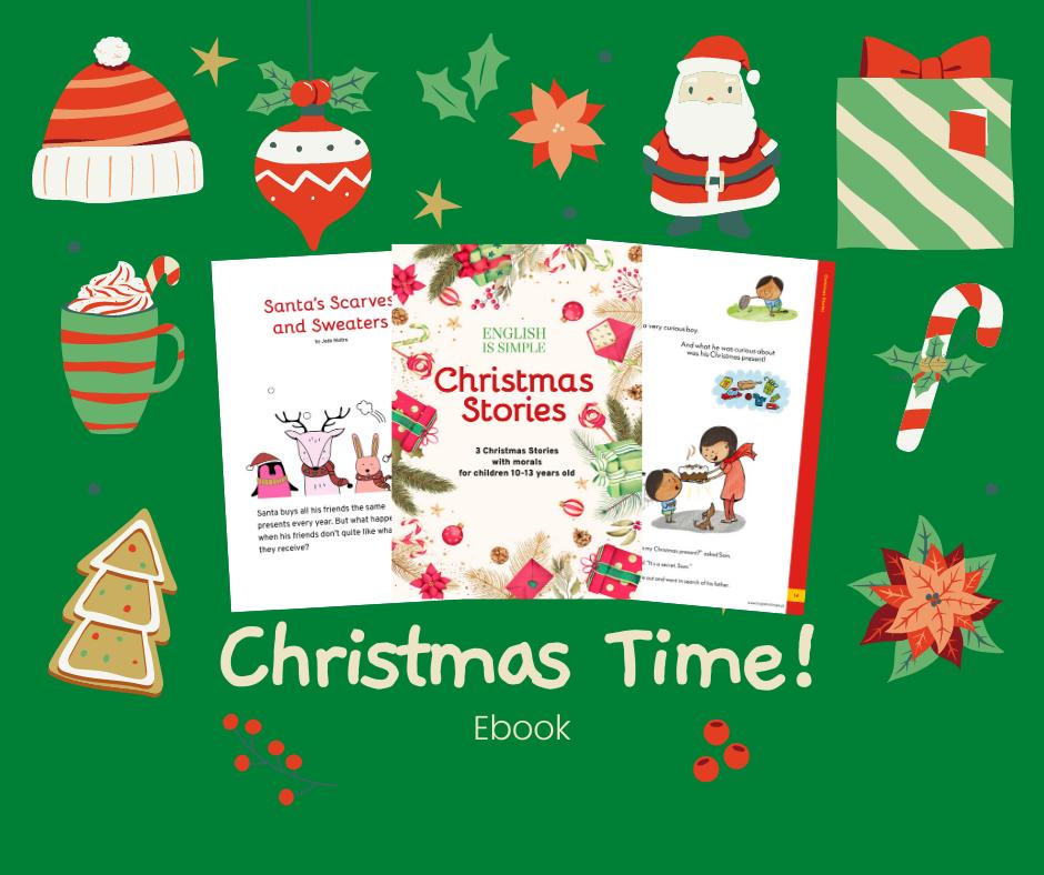 Opowiadania świąteczne po angielsku
